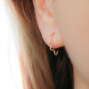 925/14K Spike Stud Earrings